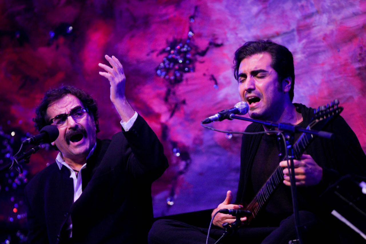فردوسیخوانی ناظریها و آغاز پروژه آواز پارسی در پایتخت