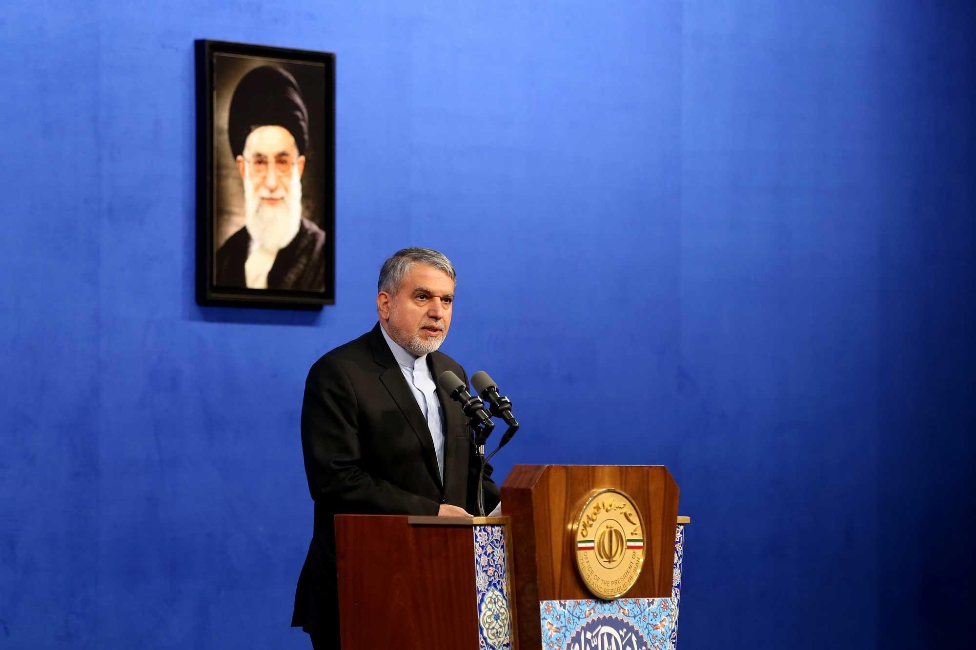 تصاویر | رئیسجمهور در مراسم تجلیل ازخادمان قران کریم