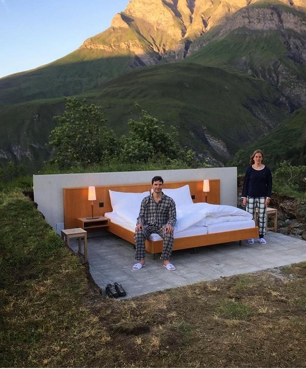 تصاویر | زیباترین هتل صفر ستاره جهان