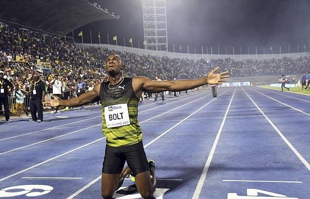 تصاویر   خداحافظی سریعترین مرد جهان از دنیای مدالهای طلایی