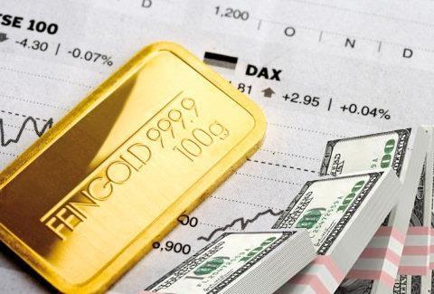 بازارهای جهانی در انتظار اعلام تصمیم فدرال رزرو/ طلا در بازار ایران گران شد