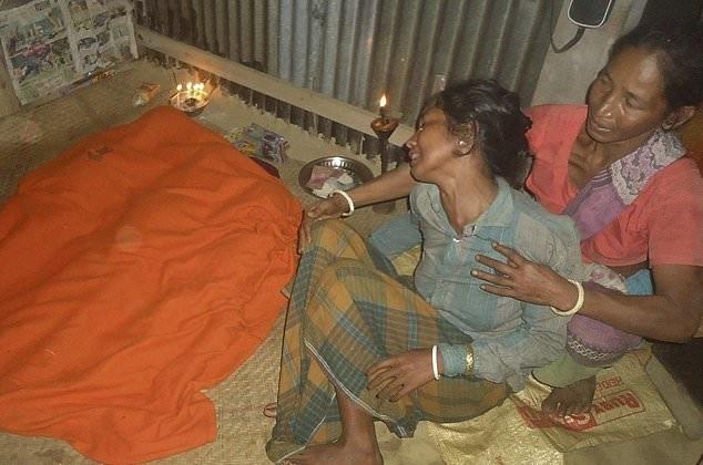 تصاویر   رانش زمین در بنگلادش با بیش از ۱۳۰ قربانی