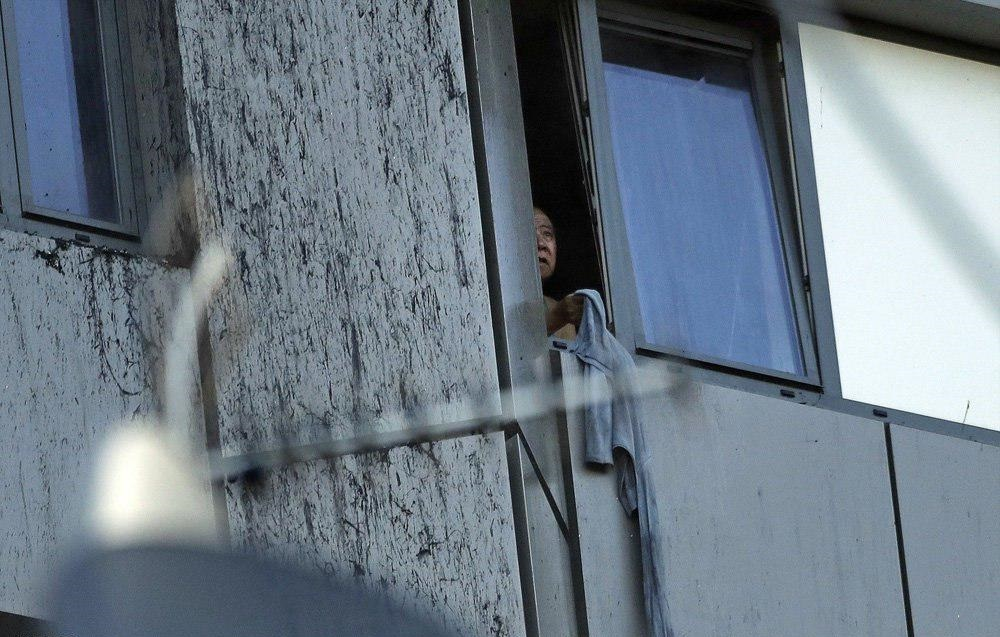 تصاویر متفاوت از ساکنان گرفتار شده در برج گرانفل لندن