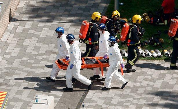 تصاویر | قربانیان حادثه آتشسوزی لندن