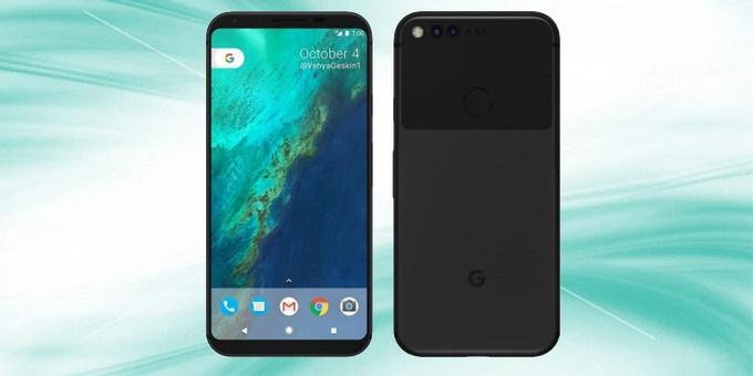 مشخصات فنی گوشی پیکسل ۲ و پیکسل ایکس ال ۲ که قرار است الجی برای گوگل بسازد