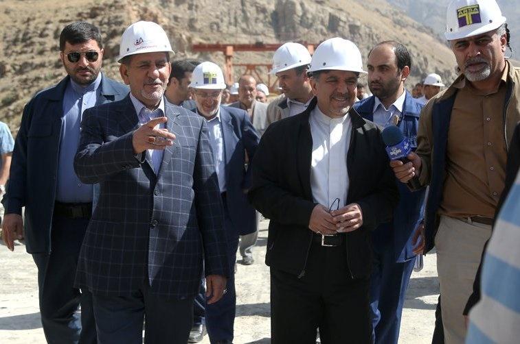 شاهکار مهندسی ایرانی در آزادراه تهران-شمال