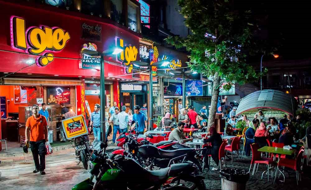 تصاویر | شبانههای تهران در ماه مبارک رمضان