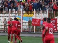 هافبک تیم فوتبال نفت تهران سپیدرودی شد