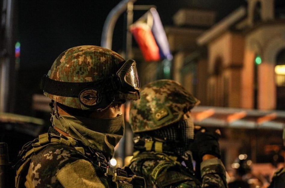 تصاویر | حمله مسلحانه به هتلی در فیلیپین | ۳۶ نفر کشته شدند