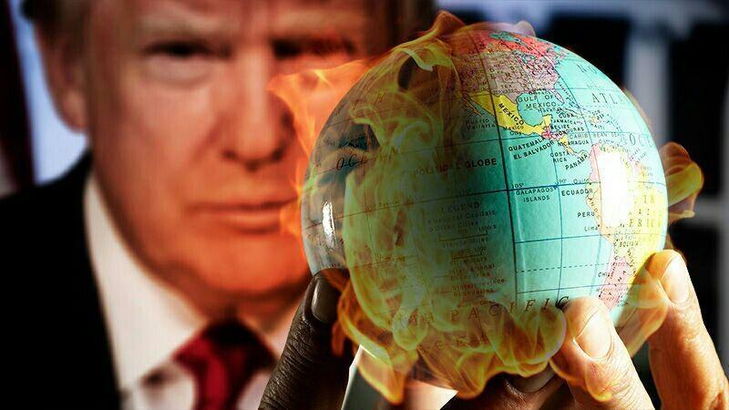 ترامپ زیرمیز زد اعتراضها بالاگرفت؛ جنگاقلیمی بدون آمریکا؟