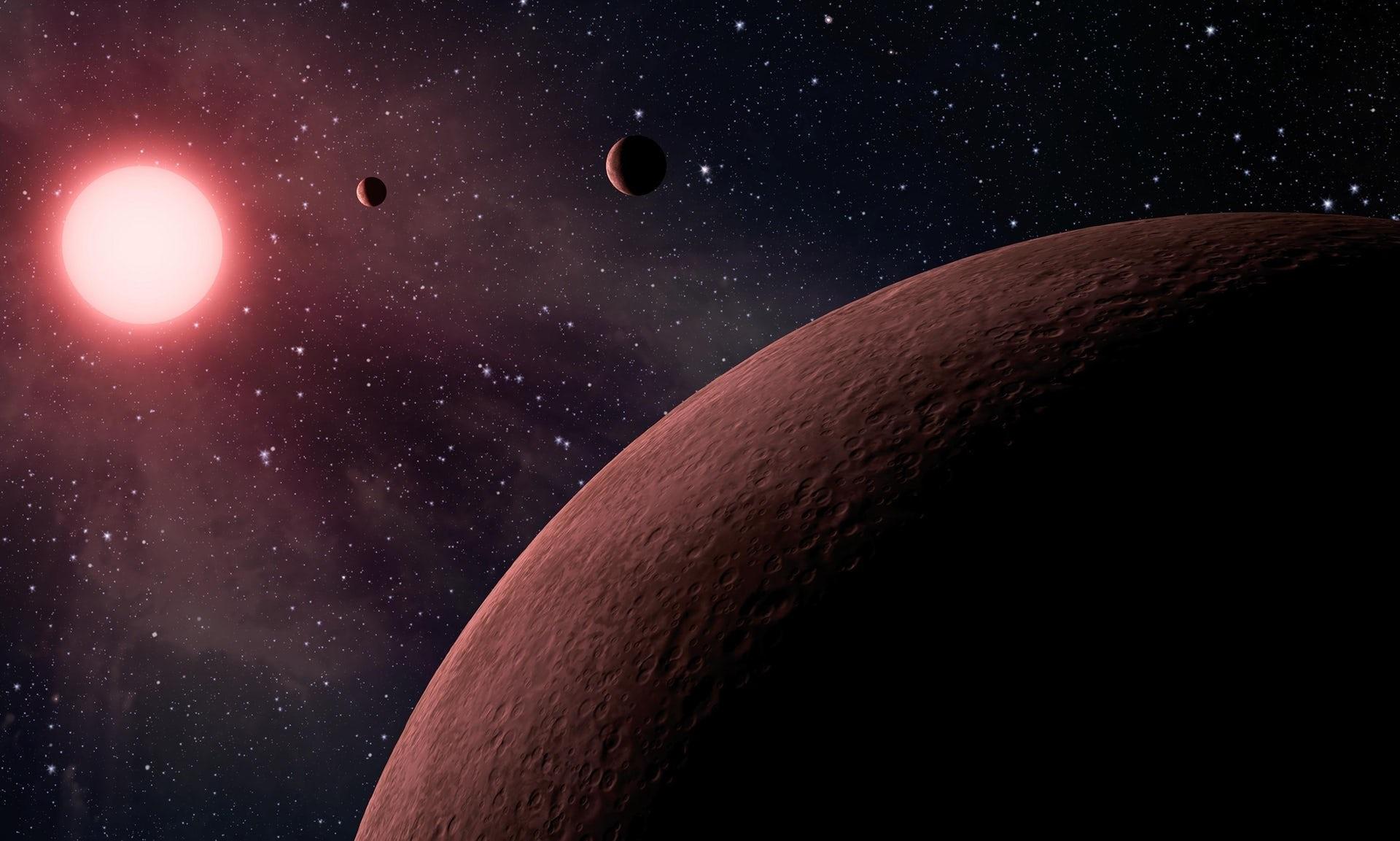 ناسا اعلام کرد: کشف ۱۰ سیاره شبیه به زمین و با امکان وجود حیات/ ما تنها نیستیم؟