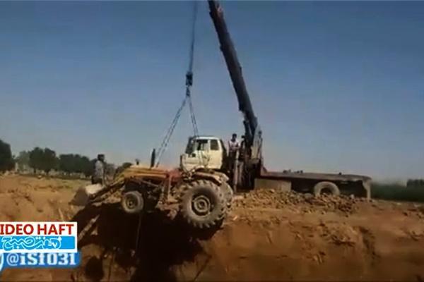 فیلم | اتفاقی وحشتناک در اصفهان که چندی پیش نمونه خارجی آن را دیدیم!