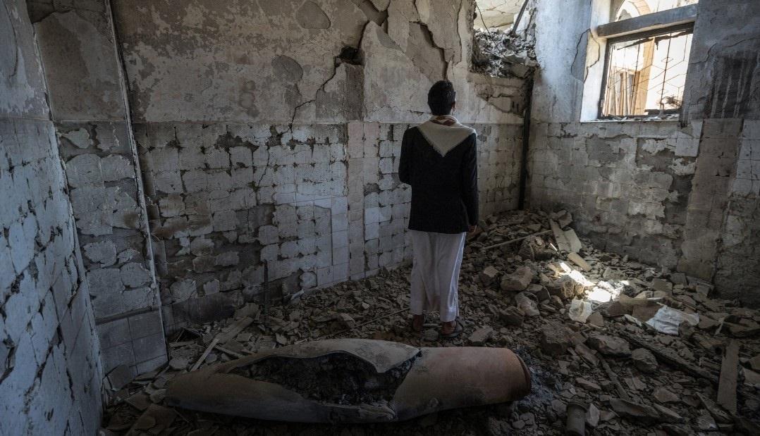 تصاویر | وضعیت تلخ مردم یمن که سعودیها از چشم جهان پنهان میکنند