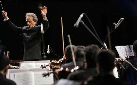 اجرای آثار بتهوون از سوی ارکستر سمفونیک تهران