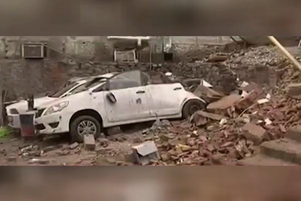 فیلم | اولین فیلم از انفجار روز گذشته در مکه