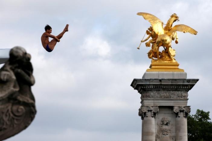 تصاویر | شهری که برای کسب میزبانی المپیک به یک دهکده ورزشی تبدیل شد