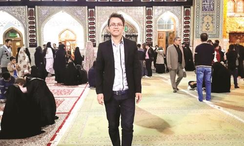 دانشجوی افغانستانی رتبه یک زمینشناسی کارشناسیارشد که به دلیل بیپولی از ثبتنام بازماند