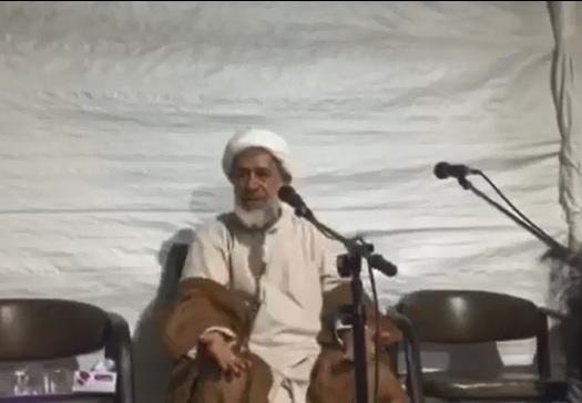 فیلم | آیتالله امجد: اگر مسلمانیم حقهبازی را بگذاریم کنار و متحد شویم