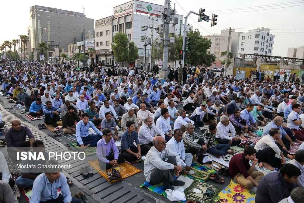 ارایه خدمات اورژانسی به ۴۵ تن از نمازگزاران تهرانی