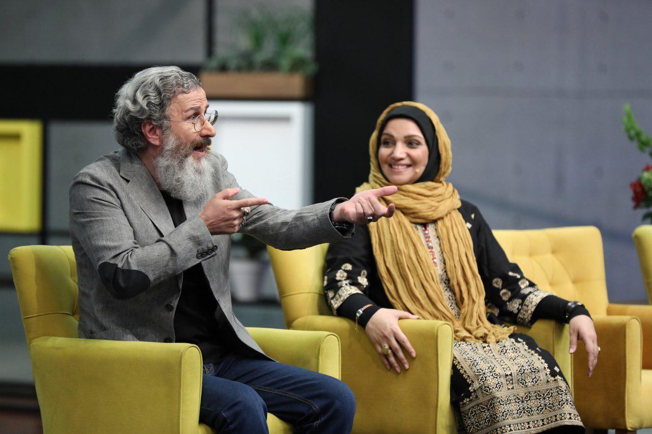 در جُنگ پایانی «هزار داستان» میزبانها مهمان برنامه میشوند