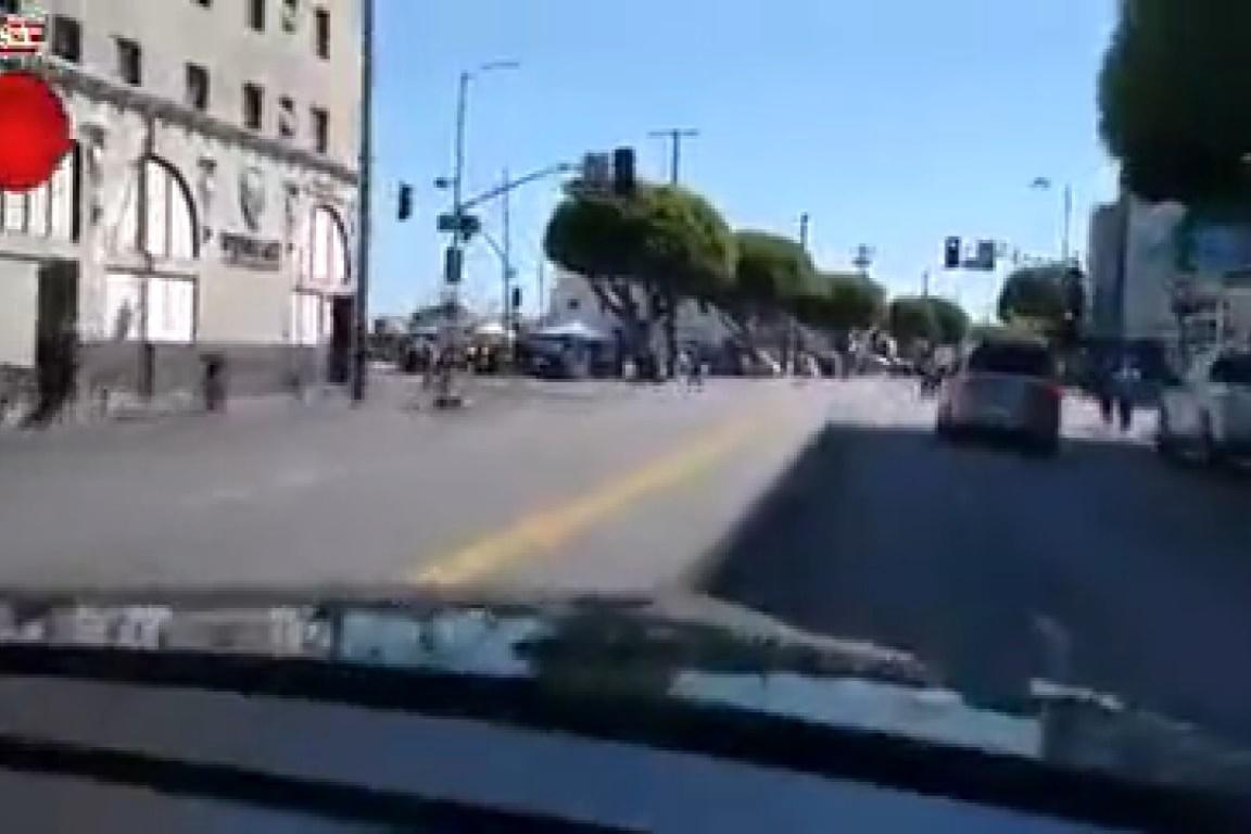 فیلم | محلهای از لسآنجلس که شاید تابهحال ندیده باشید!