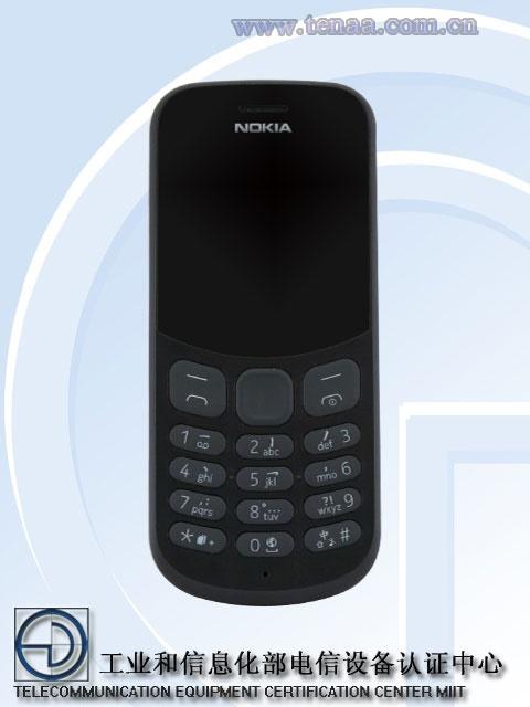 عرضه گوشی جدید نوکیا شبیه ۳۳۱۰ / عکس