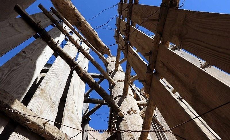 تصاویر   آسیابهای بازمانده از دورهی صفویه در نشتیفان