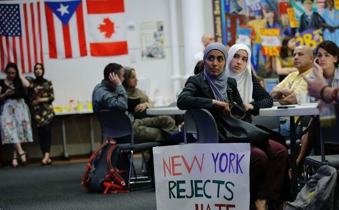 تصاویر | راهپیمایی در نیویورک و لسآنجلس در اعتراض به منع ورود مسلمانان به خاک آمریکا