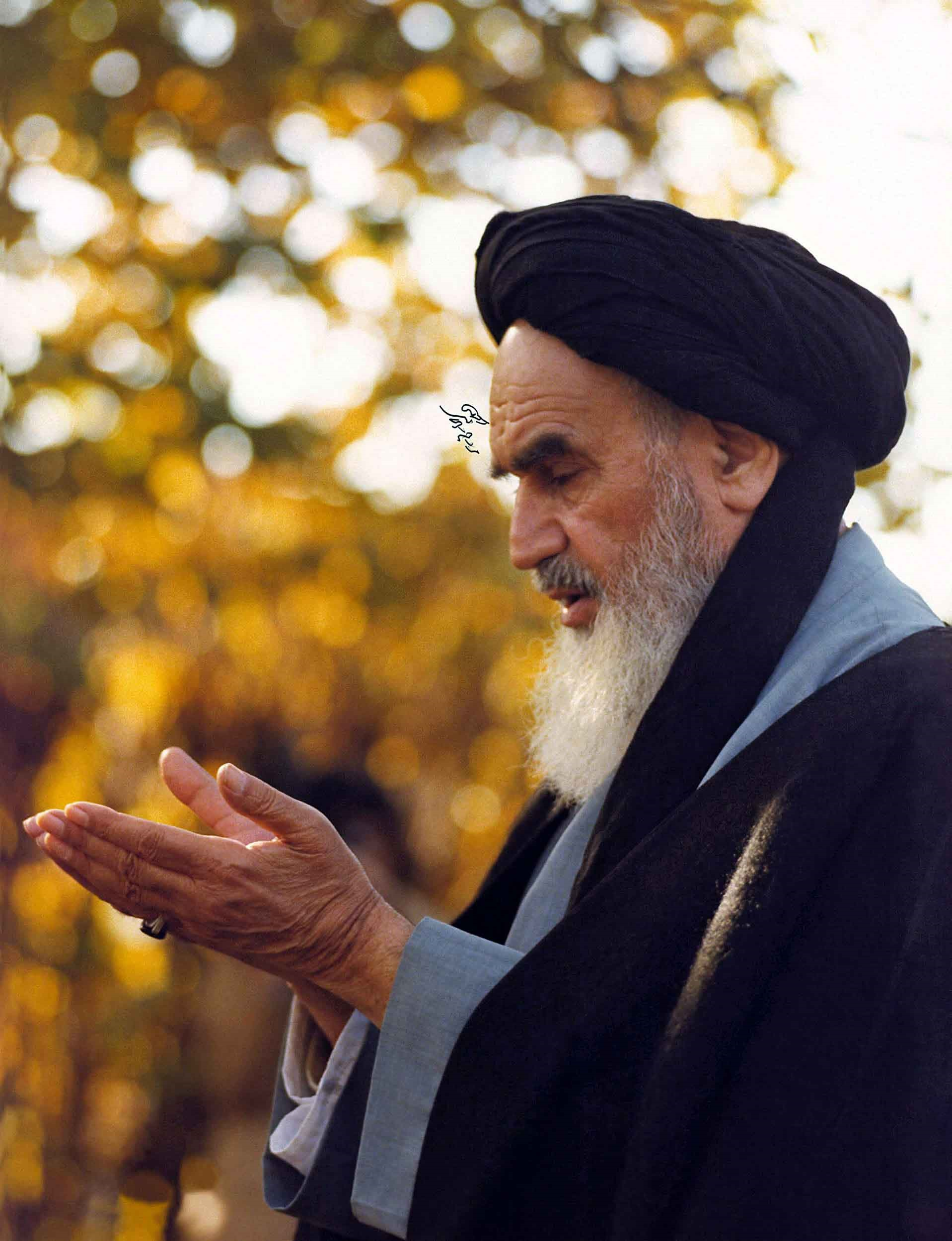 تصاویر | پرترههای مشهور از حضرت امام خمینی(ره)