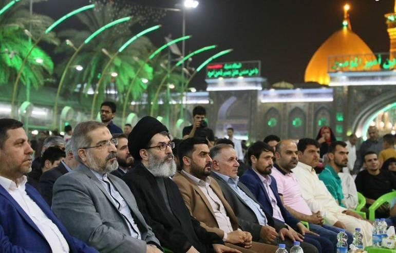 تصاویر | مراسم یابود امام خمینی(ره) در بینالحرمین