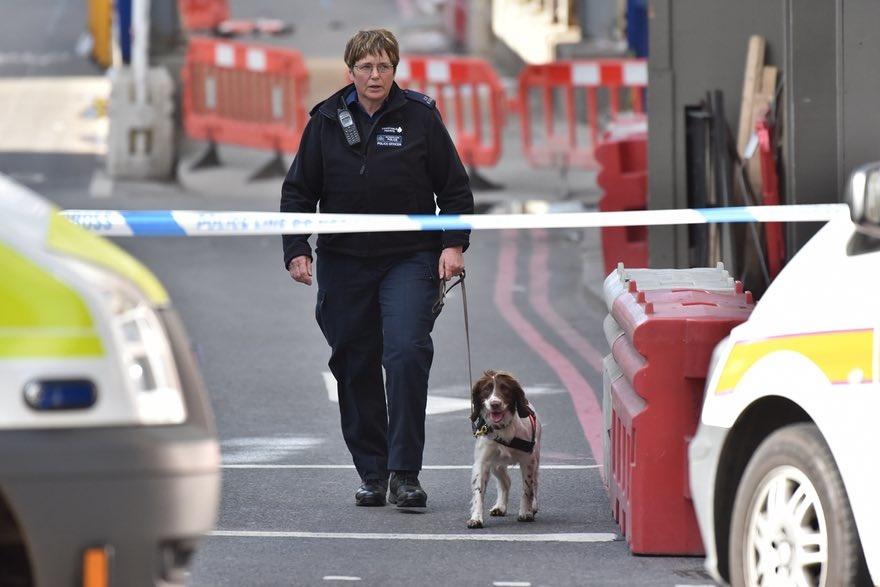 تصاویر | حال و هوای خیابانهای لندن؛ یک روز بعد از حادثه تروریستی لاندن بریج