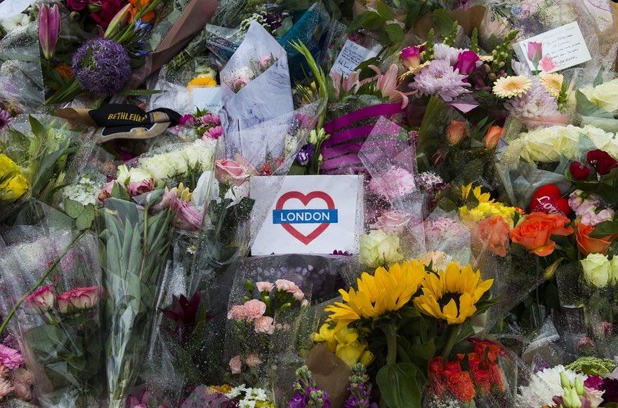 تصاویر | سوگواری مسلمانان لندن برای قربانیان حادثه تروریستی