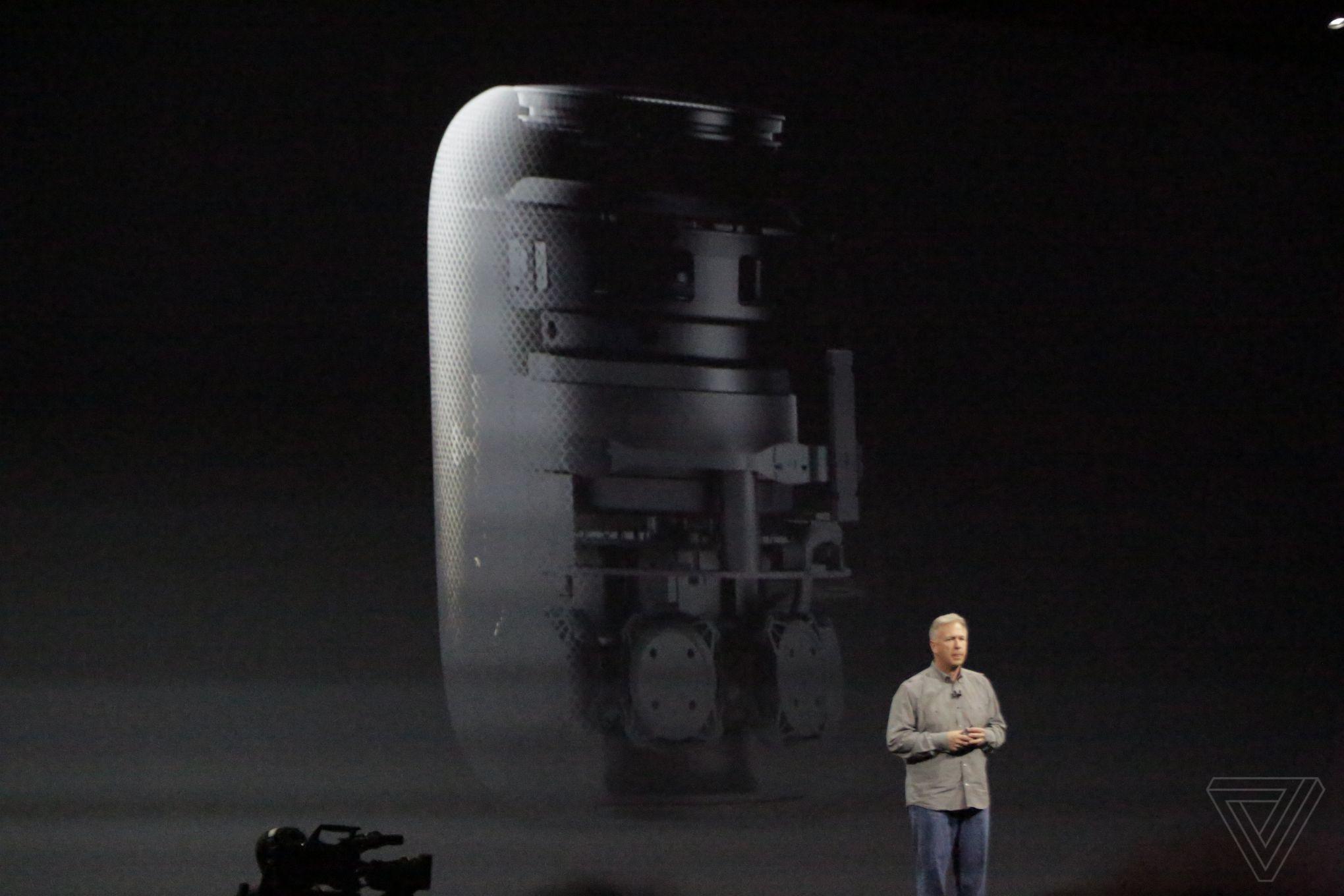 رونمایی از اسپیکر هوشمند اپل به نام هوم پاد در WWDC 2017