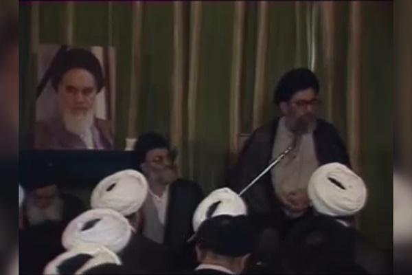 فیلم | روایت رهبرانقلاب از انتخابشان به عنوان رهبری
