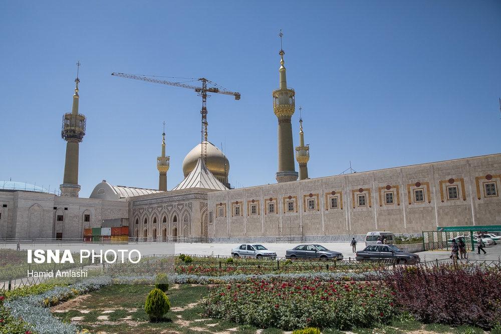 تصاویر   بازسازی حادثه تروریستی حرم امام خمینی(ره)