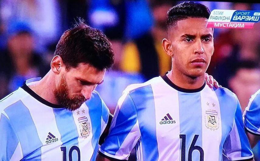 یک دقیقه سکوت تیمهای ملی برزیل و آرژانتین به احترام کشتهشدگان حادثه لندن
