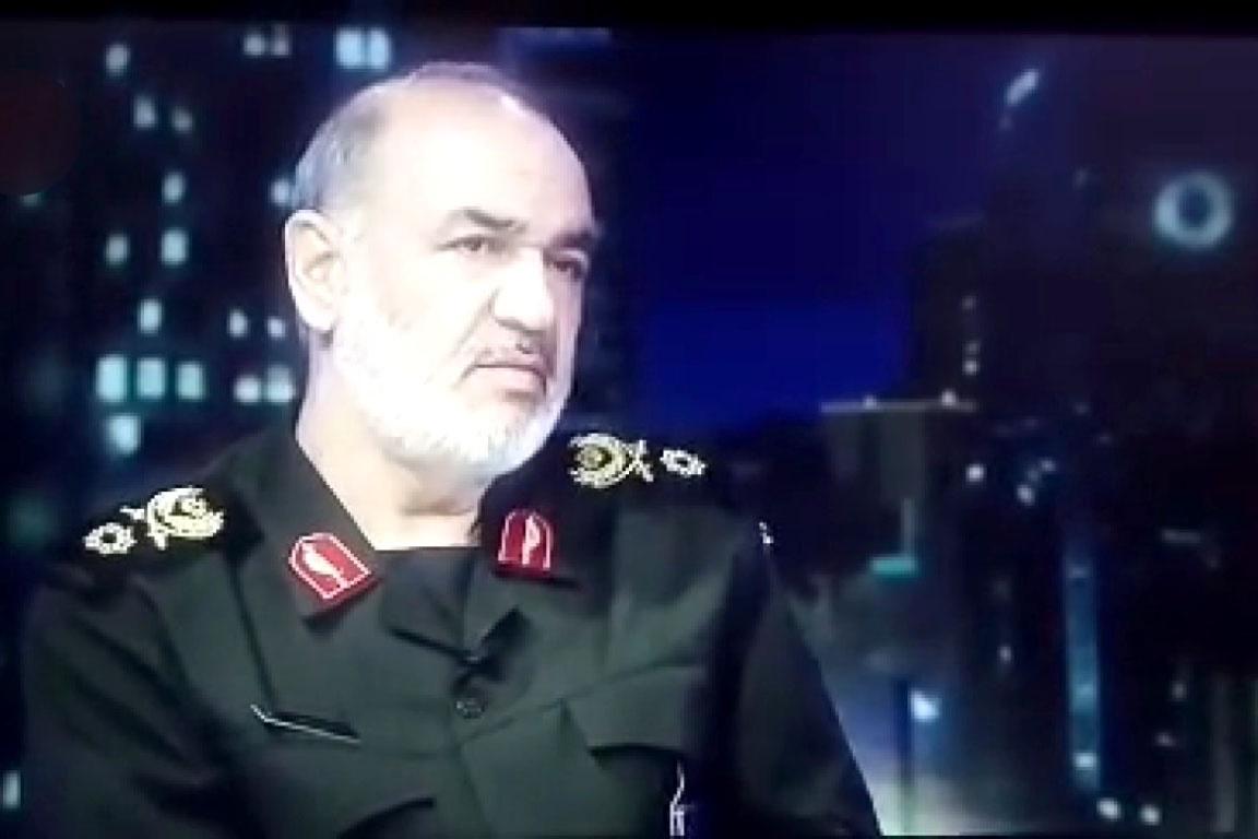 فیلم | جانشین فرمانده سپاه: مردم مطمئن باشند هزاران برابر بیشتر انتقام میگیریم