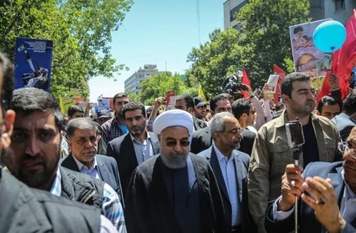 وجوه تشابه حمله به سفارت عربستان و حمله به روحانی در روز قدس/خودسرهایی که آب به آسیاب دشمن میریزند