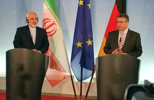 در کنفرانس مطبوعاتی وزرای خارجه ایران و آلمان چه گذشت؟