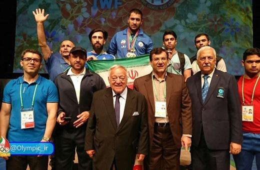 تصویر هیجانانگیز جدیدترین رستم ایرانی