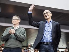 افزایش ۴۶ درصدی ارزش سهام مایکروسافت در سال ۲۰۱۸