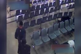 لحظه حمله داعشی ها در دوربینهای مداربسته مجلس + دانلود فیلم