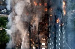 چرا پلاسکو در تهران پس از ۳.۵ ساعت ریخت، گرنفل لندن پس از ۹ ساعت هنوز سرپاست؟