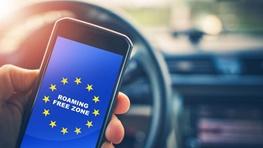 رومینگ تلفن در اروپا به تاریخ پیوست