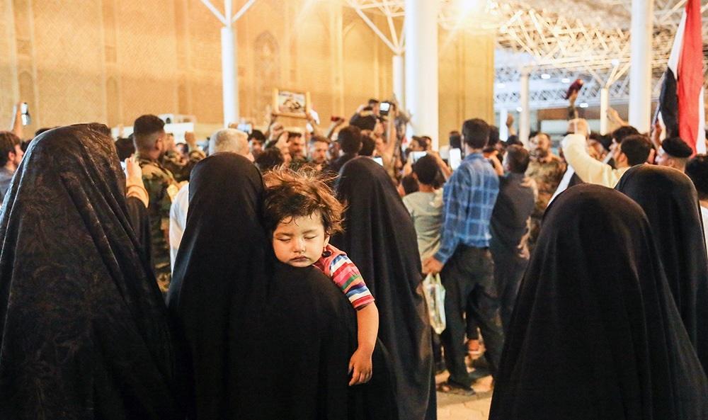 تصاویر | جشن آزادسازی موصل در نجف اشرف