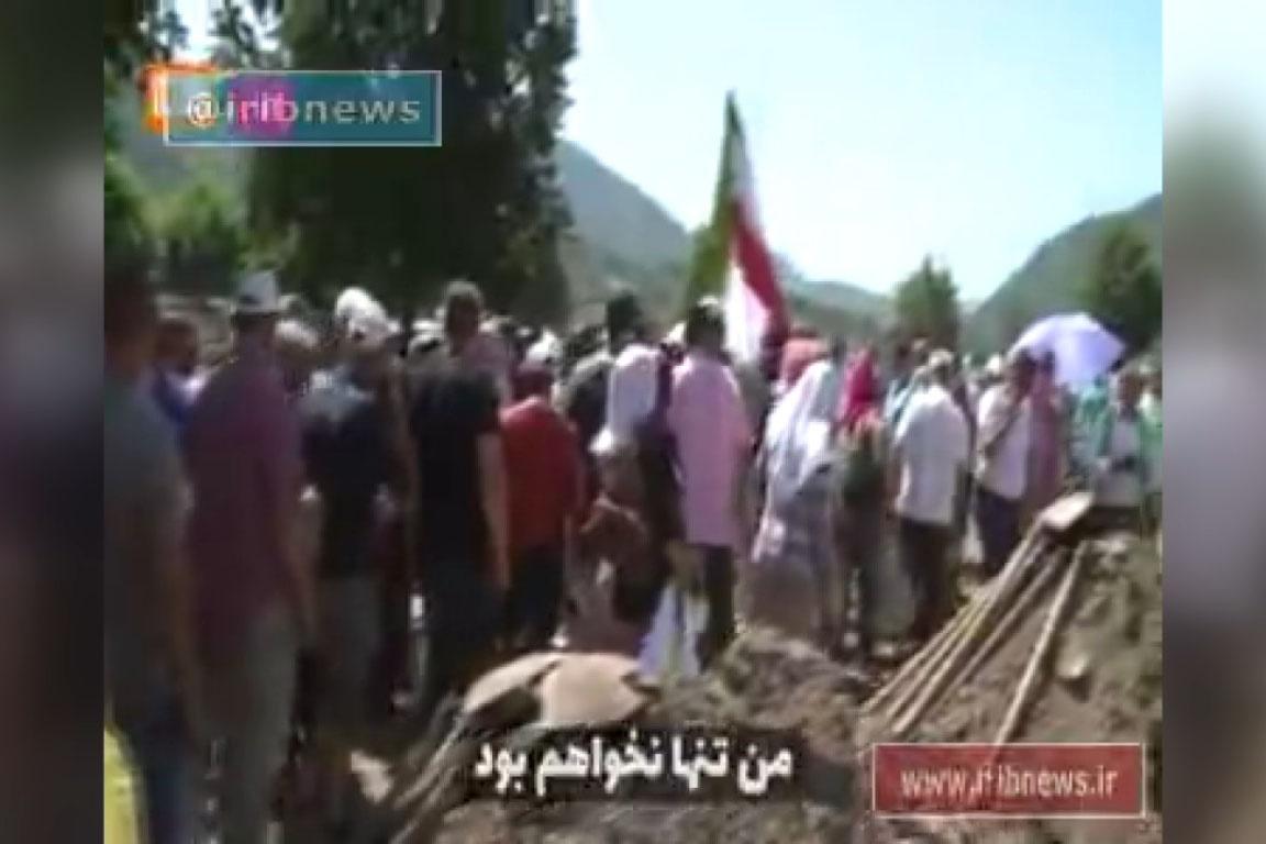 فیلم | مراسم سالگرد نسلکشی مسلمانان در اروپا