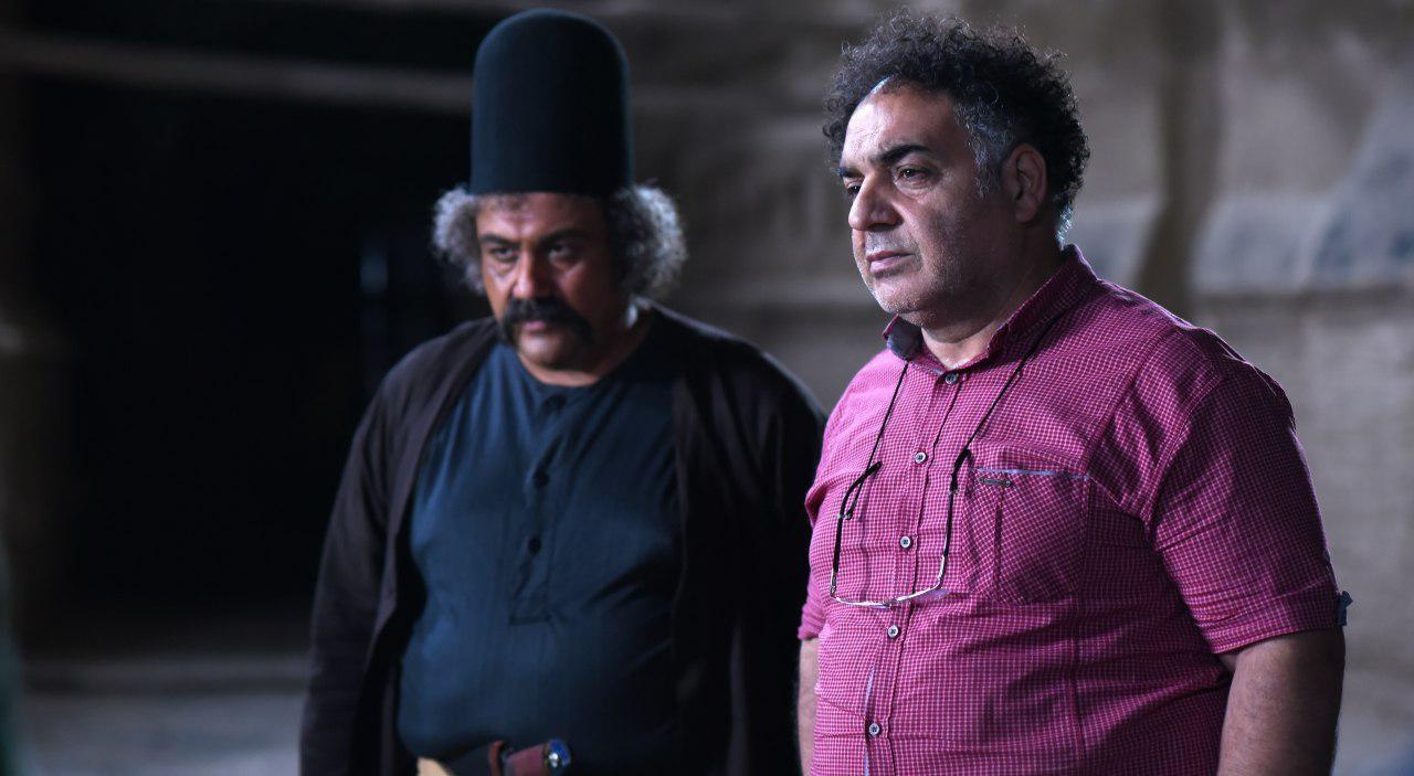 آغاز بازی مهران غفوریان با چهرهای متفاوت در یک فیلم تاریخی/ عکس