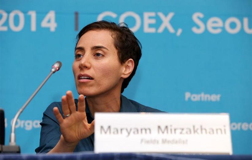 تصاویر | مروری بر زندگی مریم میرزاخانی؛ از کودکی تا مادری و استادی دانشگاه