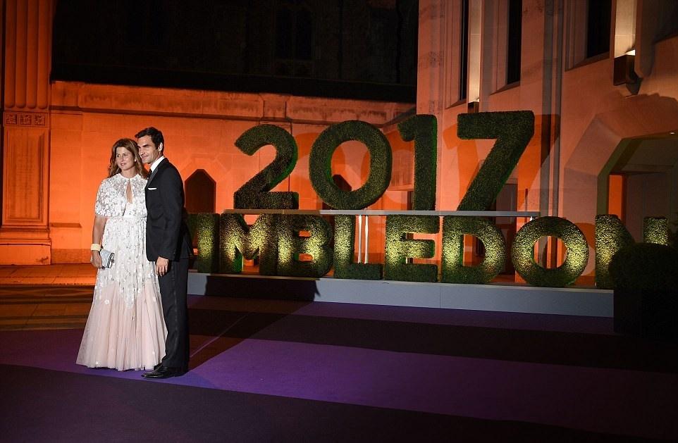 تصاویر | فتح ویمبلدون توسط فدرر افسانهای | مهمانان ویژه فینال و جشن قهرمانی