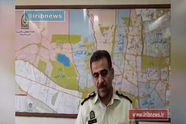 فیلم | جزییاتی از تیراندازی امروز در میدان المپیک تهران